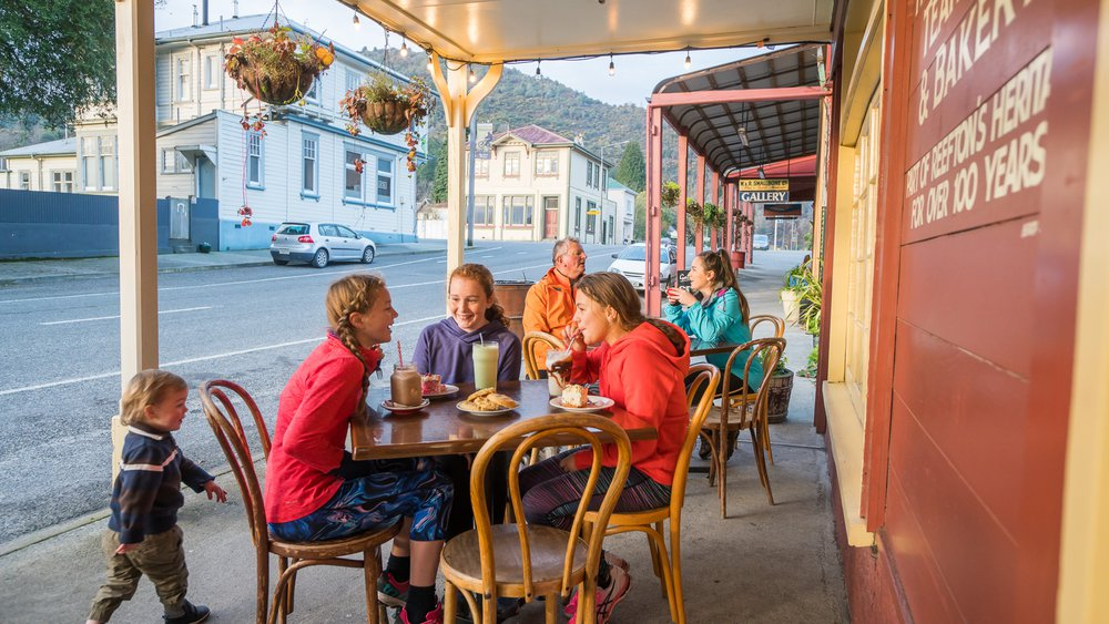 Reefton - Town of Light