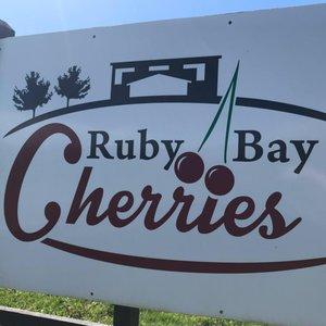 Ruby Bay Cherries Fruit Nelson