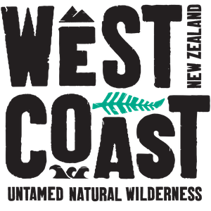 West Coast untamed natural wilderness square logo