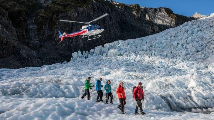 The Helicopter Line Franz Josef Glacier