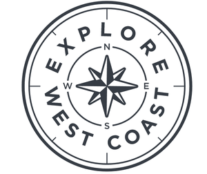 Explore West Coast Logo