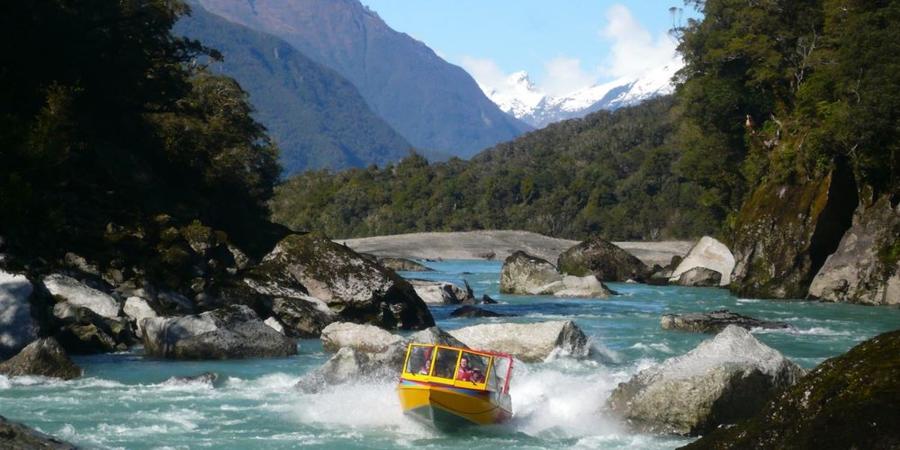 Waiatoto River Safaris