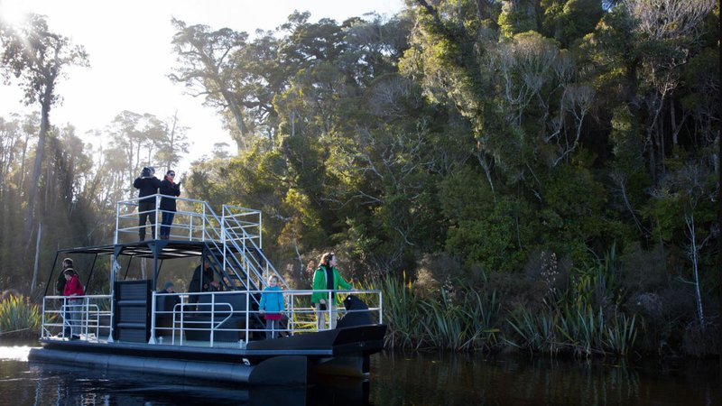 West Coast Scenic Waterways