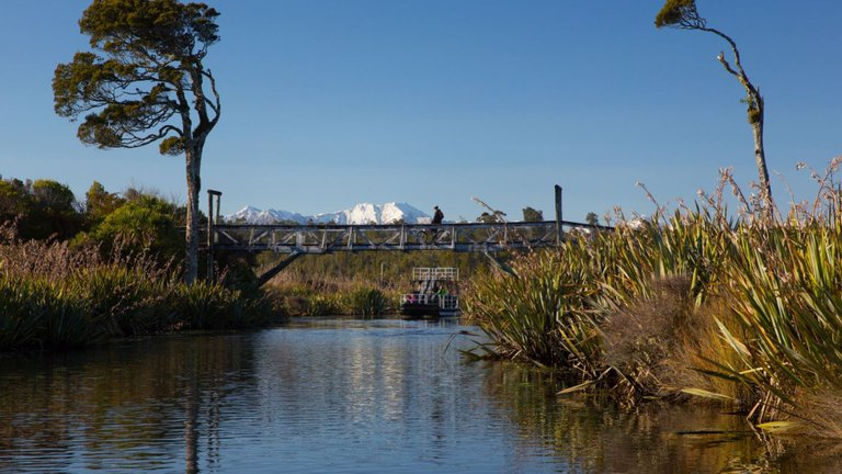 West Coast Scenic Waterways Hokitika Mahinapua