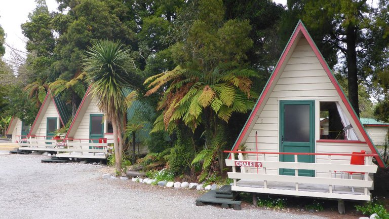 Westport Kiwi Holiday Park