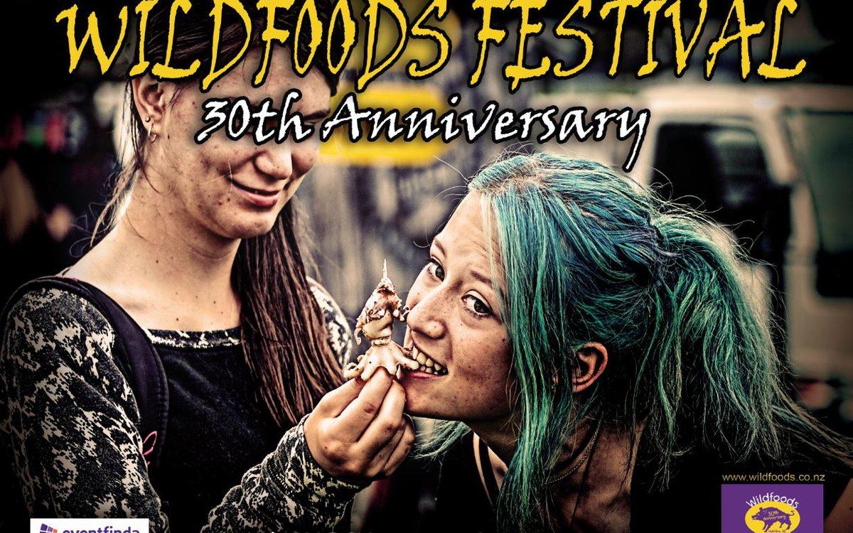 Hokitika Wildfoods 30th Anniversary