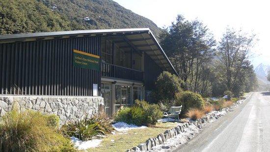 Arthurs Pass info centre