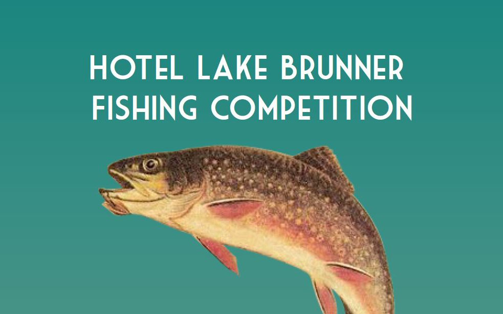 Hotel Lake Brunner Fishing Competition