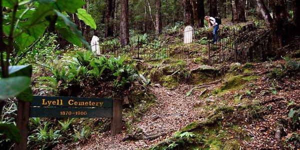Lyell Cemetery Reefton
