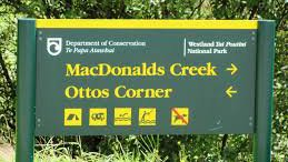 Otto/MacDonalds Campsite