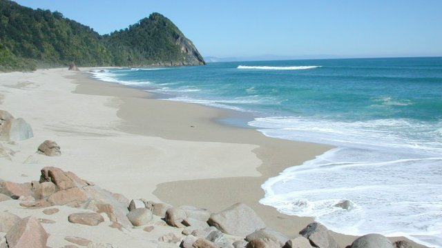 scotts Beach, Karamea