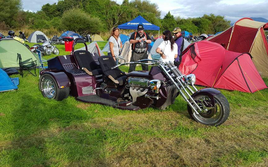 Woodstock Motorbike Rally event